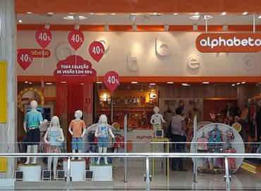 Alphabeto – Minas Shopping
