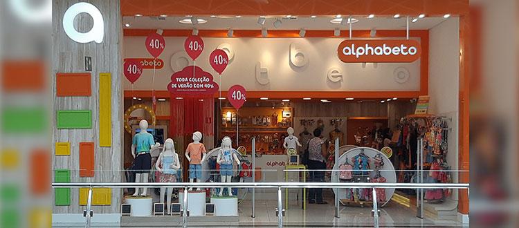 Alphabeto Minas Shopping