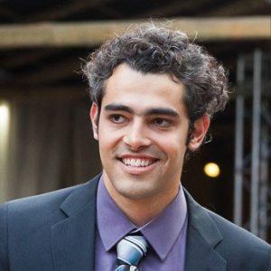 Rafael Andrade - Fundador do Sem Choro