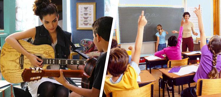 Instituição de ensino formal, de esportes ou lazer |Portal Sem Choro