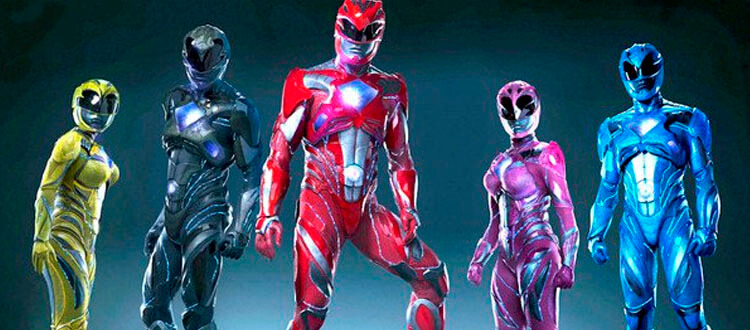 Power Rangers | Portal Sem Choro