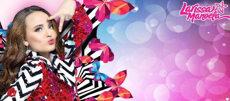 Show Larissa Manoela   Sem Choro 8d01630a89