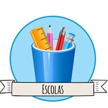 Cadastro Escolas | Portal Sem Choro