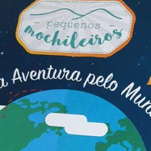 Pequenos Mochileiros – Publieditorial