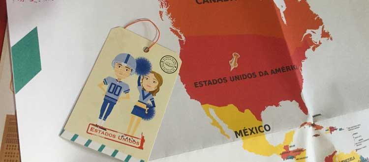 Pequenos Mochileiros | EUA | Portal Sem Choro