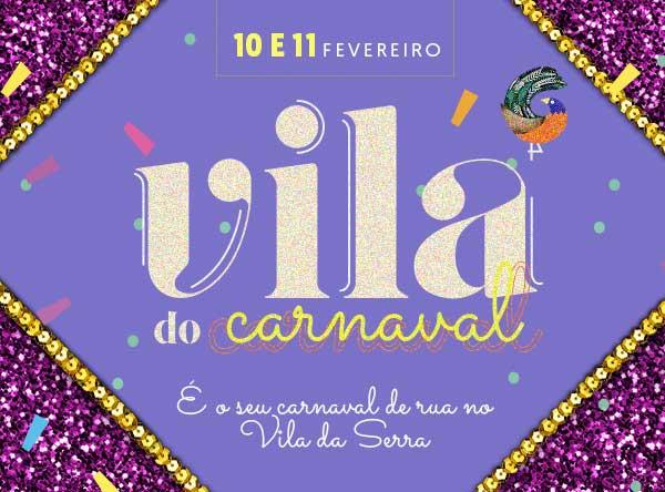 Vila do Carnaval- Sem Choro