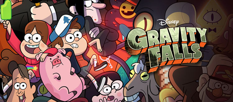 Gravity Falls- Sem Choro