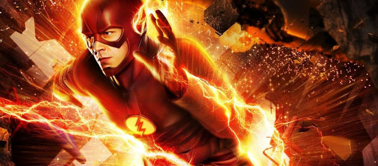 The Flash - Sem Choro