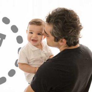 Como o tempo passa rápido. Uma conversa entre pai e filho.