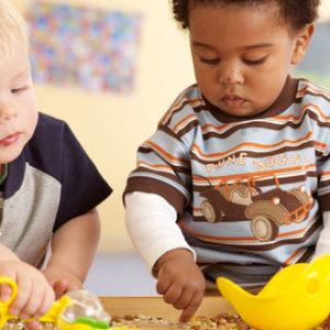 Marcos no Desenvolvimento Infantil