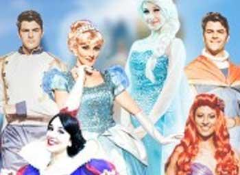 A Historias das Princesas e dos Principes   45 CPTD   Portal Sem Choro