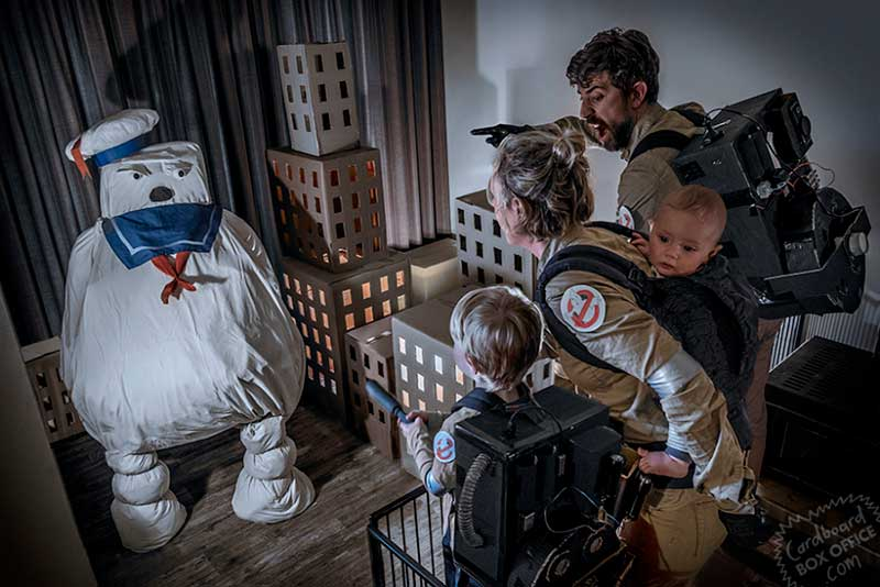 Cardboard Box Office | Filme: Ghostbusters