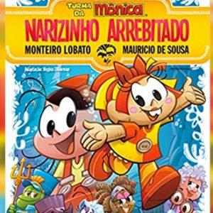Clube Leitura Kids & Teens Turma da Mônica lança adaptação de clássico de Monteiro Lobato