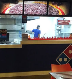 Domino's Pizza – Luxemburgo