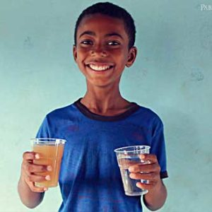 Pesquisa do ChildFund Brasil revela que projeto de purificação de água reduziu atendimentos hospitalares no Vale do Jequitinhonha