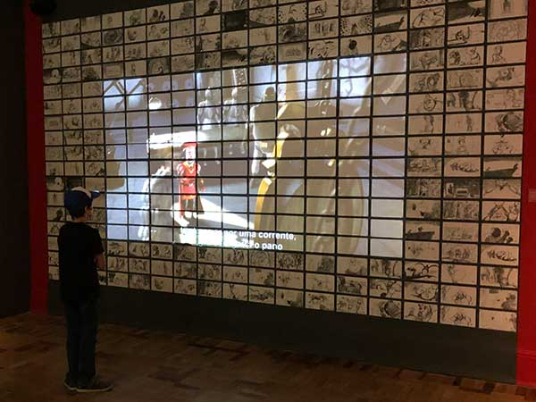 Exposição Dreamworks Animation CCBB BH