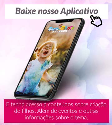 Banner Aplicativo Clubinho Sem Choro