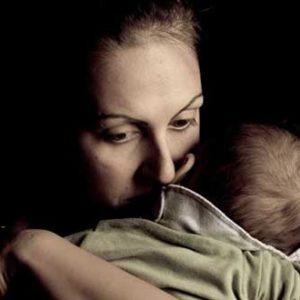Um dia a dia qualquer de uma mãe solo desconhecida