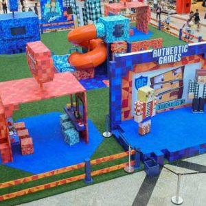 Mundo Authentic Games Boulevard Shopping