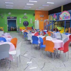Espaço Algazarra Kids