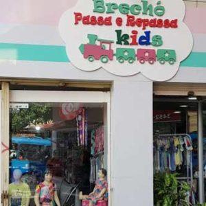 Brechó Passa e Repassa Kids