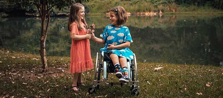 Fotógrafa Cadeirante | Maria Paula Vieira | Ensaio fotográfico com pessoas com deficiência