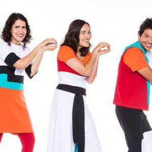 Grupo Tiquequê apresenta espetáculo no Cine Theatro Brasil Vallourec em Belo Horizonte