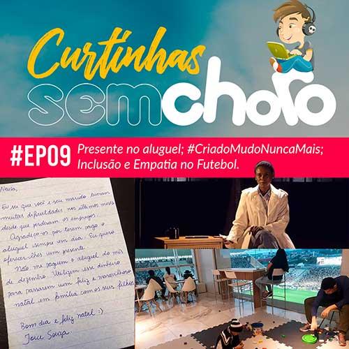 PodCast Curtinhas 9# episódio