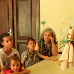 """CCBB Educativo Desenvolve atividades que dialogam com a arte no """"Lugar de criação"""""""