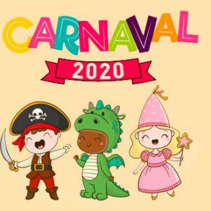 Bloquinhos de Carnaval para crianças BH 2020