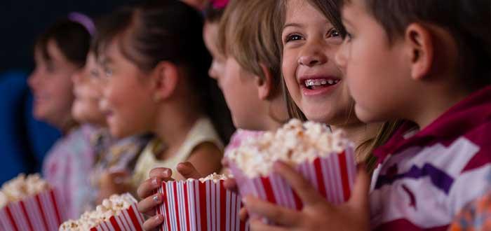 Filmes para assistir com as crianças