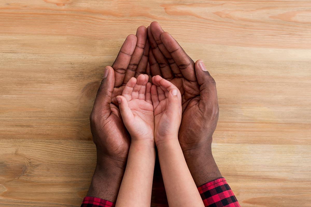 É papel de todos nós garantir os direitos de nossas crianças