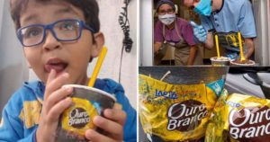 menino autista toma mc- flurry - Foto: Razões para Acreditar.