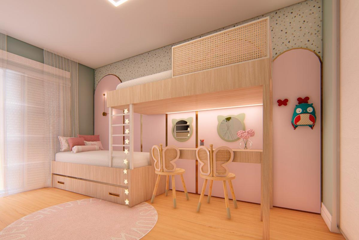 Dicas de decoração para quarto de gêmeos