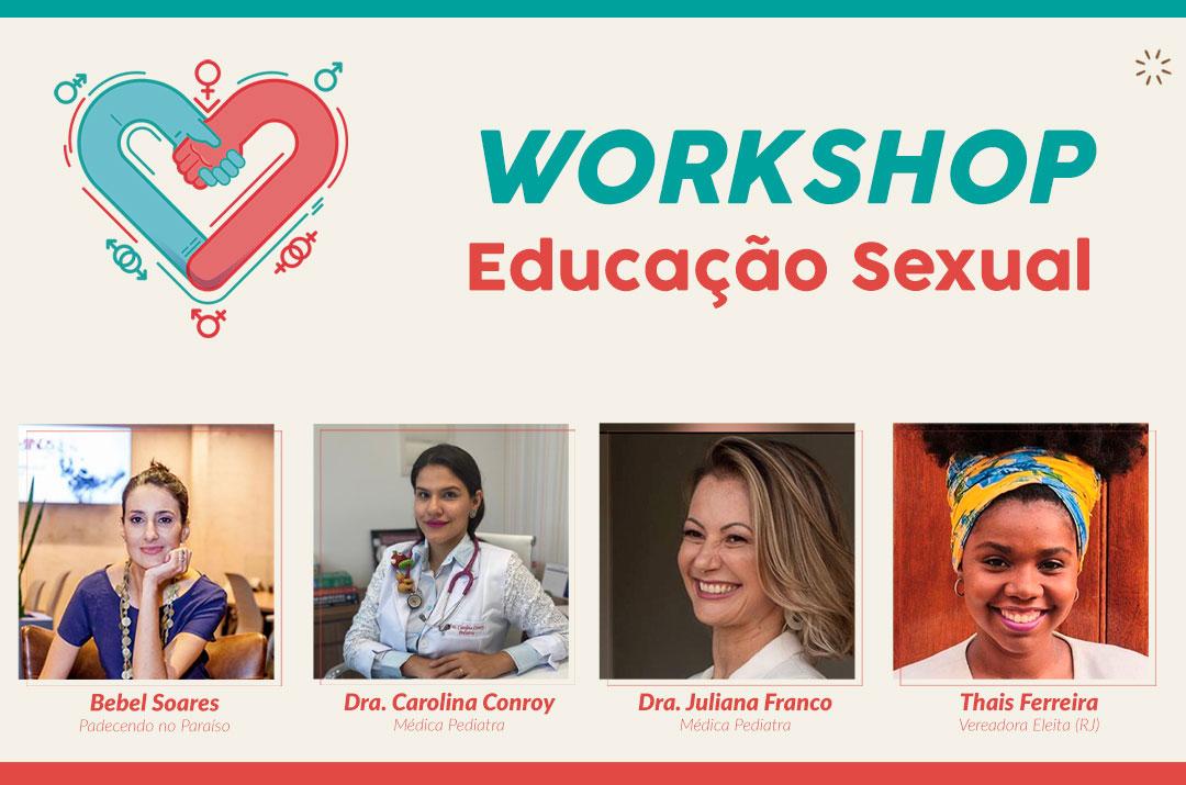 Workshop Educação Sexual