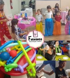 Tia Fernanda Recreação Infantil