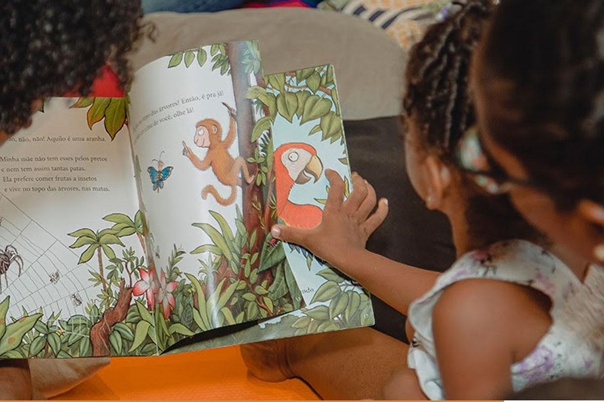Leia para uma criança 2021
